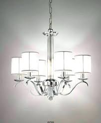 modern chandelier shades chandelier with shade elegant modern chandelier with choice of finish and shade colour modern chandelier shades