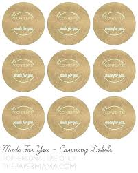 Recipe Labels Templates Best Mason Jar Template Word Printable Recipe Cards Tag Free