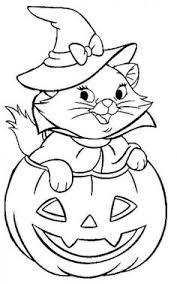 Small Picture Easy Halloween Coloring Pages Festival Collections