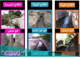 كم عدد الأفلاج في سلطنة عمان – موسوعة نت