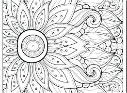 Spring Flowers Coloring Pages For Adults Printable Free Pdf Welcome