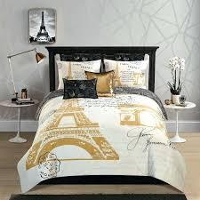 metallic gold bedding metallic rose gold bedding