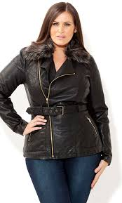 leather jackets plus size curvy girls guide to plus size coats curvyplus