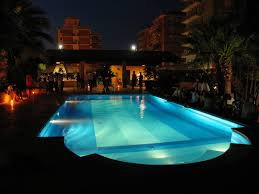 swimming pool lighting ideas. Pool Party Lighting Ideas Design And With Image Of Simple Swimming