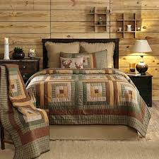 Wonderful Cabin Twin Quilts Comforters And Fishing Theme Quilt ... & Wonderful Cabin Twin Quilts Cabin Comforters And Quilts Fishing Theme Quilt  Regarding Cabin Bedding Sets Attractive Adamdwight.com