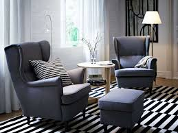 ikea strandmon sessel the new strandmon wing chair and footstool is ideas of ikea wing chair
