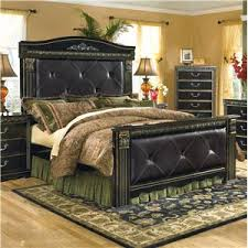 Signature Design by Ashley Coal Creek King Bedroom Group | Household ...