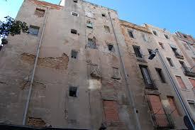 Resultado de imagen de edificio en ruinas
