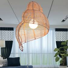 asian pendant lighting. aliexpresscom buy southeast asian vine snail droplight rattan escargots pendant lights fixture home indoor lighting hotel cafes club hanging lamps from s