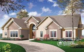 Innovation 9 single story house plans with bonus room above garage