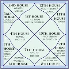 Basic 1 12 Houses Of Kundli Divination Astrology Tarot