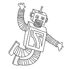 Robots Kleurplaten Kleurplatenpaginanl Boordevol Coole Kleurplaten