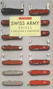Swiss Army Knives Companion Amazon Co Uk Derek Jackson