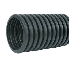 6 in x 20 ft core x drain pipe solid