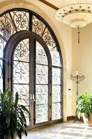 big front doors wrought iron glass front door entrance mansion big front entry doors
