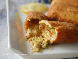 Chicken Cheese Bread Rolls Food Fusion