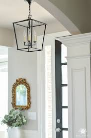 small foyer lighting. Darlana Lantern | Small Foyer Lighting I