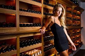 HD wallpaper: blonde, cellar, emery, kara, sexy, warehouse, wine ...