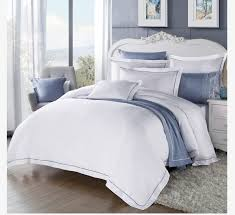 china supplier quality comforter set cotton white hotel duvet cover set china bedding set hotel bedding set
