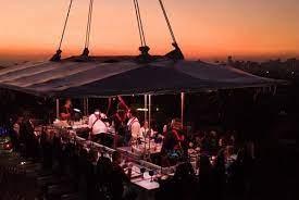 SP tem jantar a 50 m do chão com vista para o Ibirapuera; veja fotos -  Fotos - R7 São Paulo