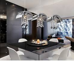 plain lights simple design modern glass chandeliers fashion brief crystal pendant lamp for dining room italy lighting fixture pl030 hanging lights in