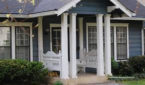 House Columns Porch Columns Design Options For Curb Appeal And More