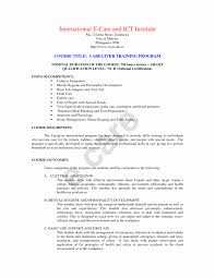 Child Care Resume Sample Best Of Aged Care Resume Samples