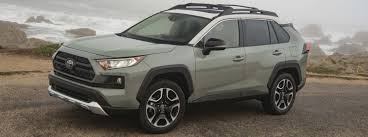 2019 Rav4 Color Chart Available 2019 Toyota Rav4 Interior And Exterior Color Options
