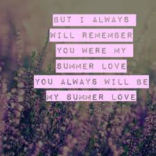 Summer Love Quotes Custom You Always Wil Lbe My Summer Love Love Quotes IMG