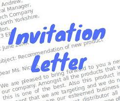 Formal Business Invitation Wording Formal Birthday Invitation Wording Formal Letter
