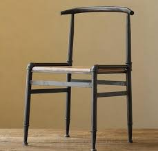 wood and wrought iron furniture. 2018 American Country To Do The Old Vintage Wrought Iron Bar Chairs Antique Wood Chair Lounge Pipe Conference From Zhoudan5249, And Furniture