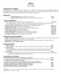 Nurse Practitioner Resume Sample Nurse Practitioner Resume Template