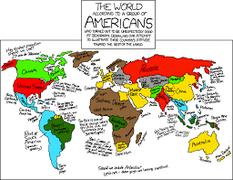 Xkcd World According To Americans