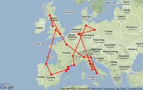 Europe Archivos Route Planner
