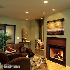 finest family room recessed lighting ideas. how to install recessed lighting for dramatic effect finest family room ideas