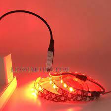Đèn Led dây 5V 5050 màu đỏ, giá rẻ, loại tốt, Ledvinhtien.com