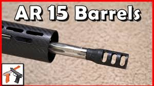 Ar 15 Barrels Part I How To Choose Barrel Length Twist Rate And Gas System Ar15 Ar 15