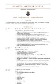 Media Consultant / Travel Consultant / Graphics Designer CV rnei