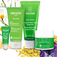 Skin Food Light Exclusive Weleda To Launch Skin Food Experience Collection