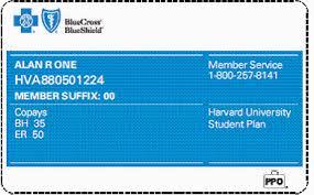 Insurance Student Student Insurance Insurance Harvard