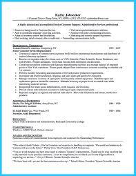 cool well written csr resume to get applied soon resume cool well written csr resume to get applied soon