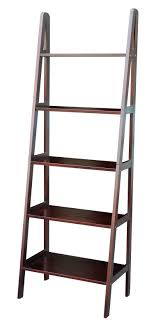 shelf ladder bookcase walnut corner wood and metal wall shelves floor mounted shelving unit ikea thin bookshelf hanging large wooden slim with drawer