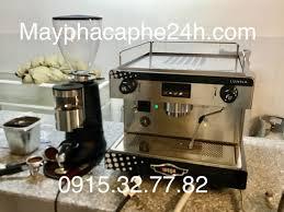 Bộ máy pha cà phê chuyên nghiệp Wega dành cho quán   Máy pha cà phê, Cà phê,  Espresso