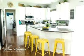 diy kitchen cabinet makeover paint kitchen cabinets kitchen makeover painted white cabinets are easier than i