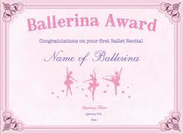 Dance Award Certificate Lk Creations Paper Dance Certificate Lk Creations Id