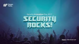 Security Innovation 2017 Security Innovation Day 2017 Mikko Hyppönen