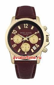 <b>Часы Daisy Dixon</b> DD002RRG, английские кварцевые наручные ...