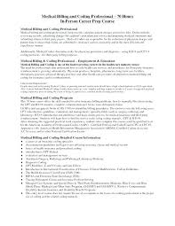 Medical Billing And Coding Resume Sample Medical Transcription ...