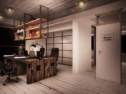 industrial look office interior design. IT Office Industrial Style Interiors Designed By Ezzo Design (2) Look Interior E