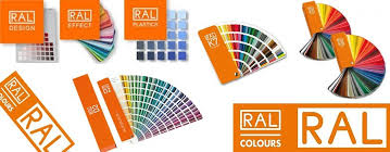 Ral K7 Colour Chart Classic Ral Colors K5 And K7 Shade Card